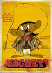 'MACHETY' poster
