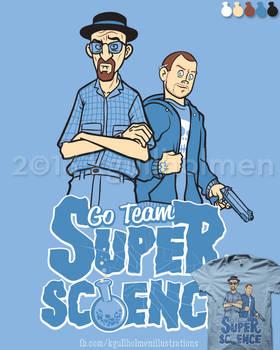 Go Team Super Science!