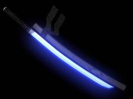 Radiant Blade Katana by Madmann135