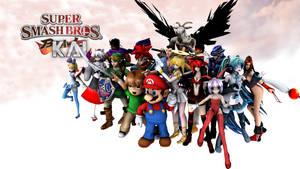 Super Smash Bros: Project KAI V1.00 Walpaper