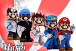 Project KAI: Mario's Alts