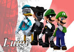 Project KAI: Luigi's Alts