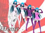 Project KAI: Meme-chan's Alts