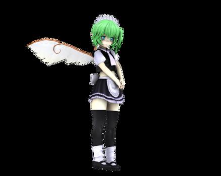 Maid Daiyousei