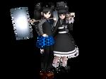 Mirai and Jikan