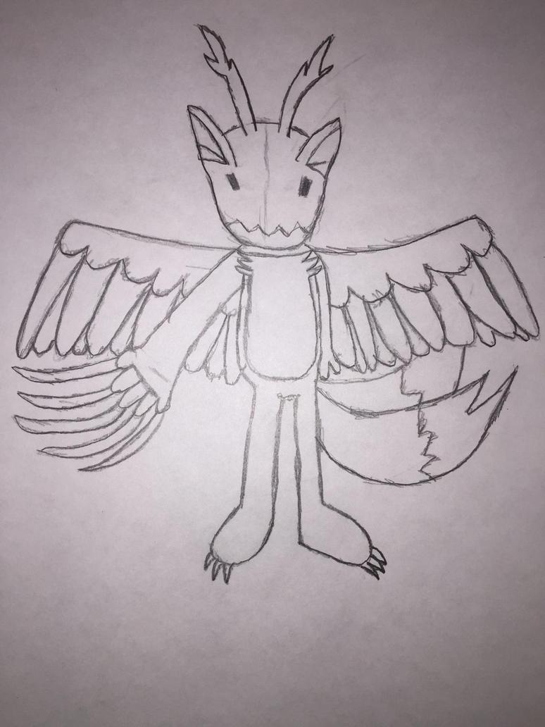 Concept Art 2: Avro the Beast by RagingFurry