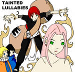Tainted Lullabies: cover