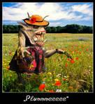Plummeeeee by Expressionata