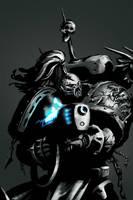 Alpha Legion Chaos marine 2 by Jutami