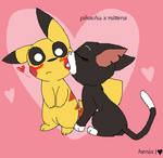 Kiss Cat And Mouse