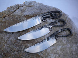 viking knives by hellize