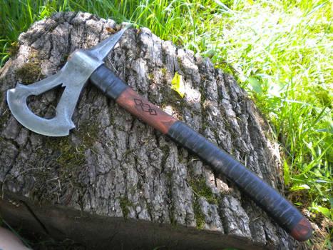 Connor's tomahawk