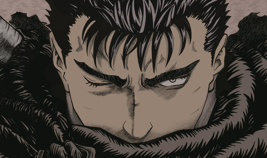 Berserk by el-grimlock on DeviantArt