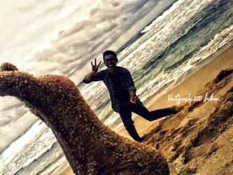 Pantai by ardhn