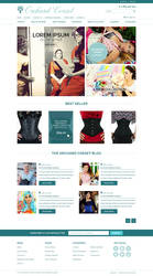 fashion website by badmister