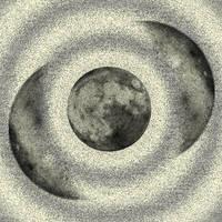 Broken Moon by bluejersey