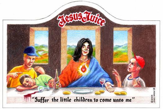 Wacko Jacko 'Jesus Juice'