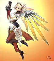 mercy by acesla