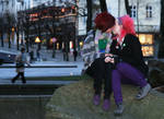Lesbian Love by Renjoo