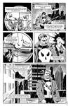 Punisher and Batman page 1