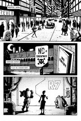Shadowrun Page 1 by electronicron