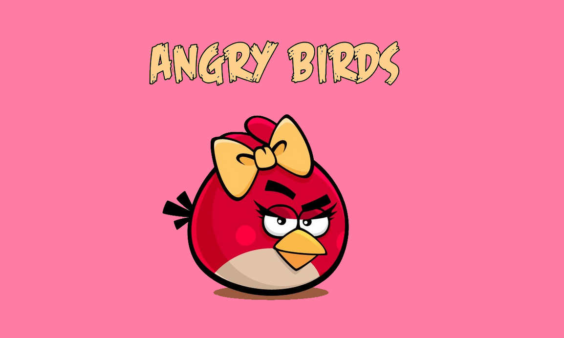 angry birds wallpaperaino6 on deviantart