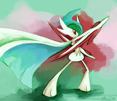 Mega Blade by mintinol
