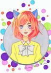 Drawing Cute Anime Girl Neko