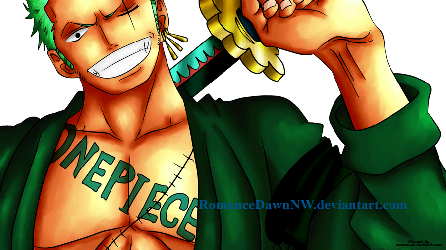 Zoro Two Years By RomanceDawnNW
