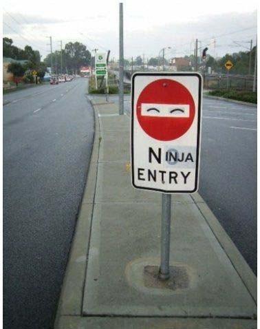 ninja entry by x9000