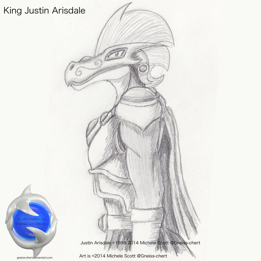 Justin's Helmet Sketch by Gneiss-chert
