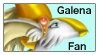 Galena Fan Stamp by Gneiss-chert