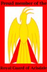 Arisdalian Royal Guard Badge by Gneiss-chert