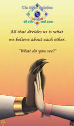 All that Divides Us by Gneiss-chert