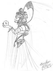 Sketch0011 001 by KawaiPsychoJohnny