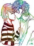 JohnLock: Kiss for the Doctor