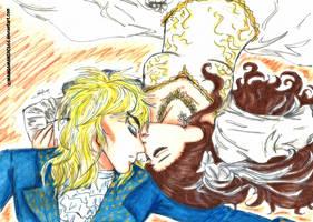Merry X-mas KC: Goblin King and Queen