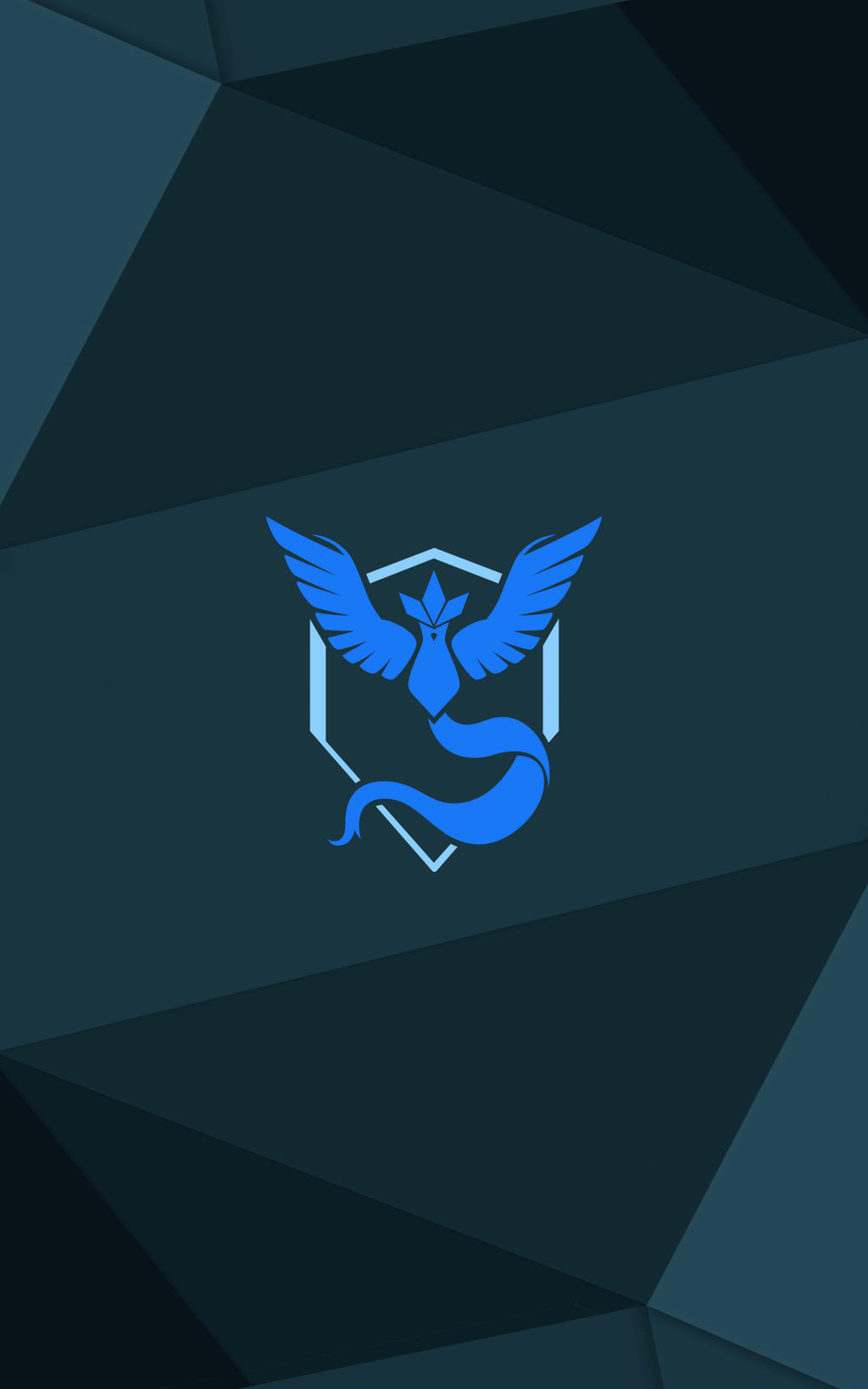 Team Mystic Pokemon Go Wallpaper By Malexer On Deviantart