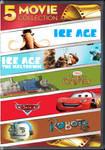 IA, IA 2, TGD, Cars and Robots 5 Movie Pack