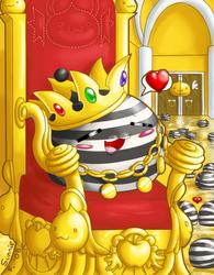 RO - Goldring Boss by SunnieF