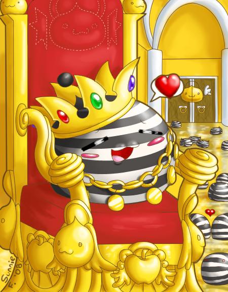 RO Goldring Boss by SunnieF on DeviantArt