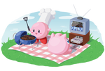 Kirby and Jigglypuff's Picnic