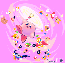Kirby's Dreamy Adventure
