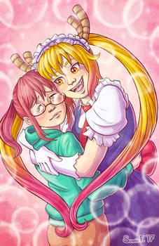 A Dragon and her Kobayashi