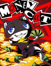 Morgana the Money Cat