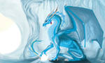 Dragon in IceCave