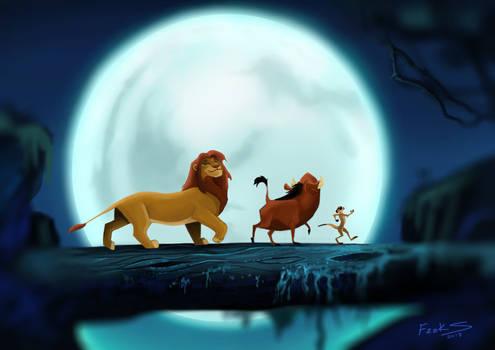 The Lion King - FanArt