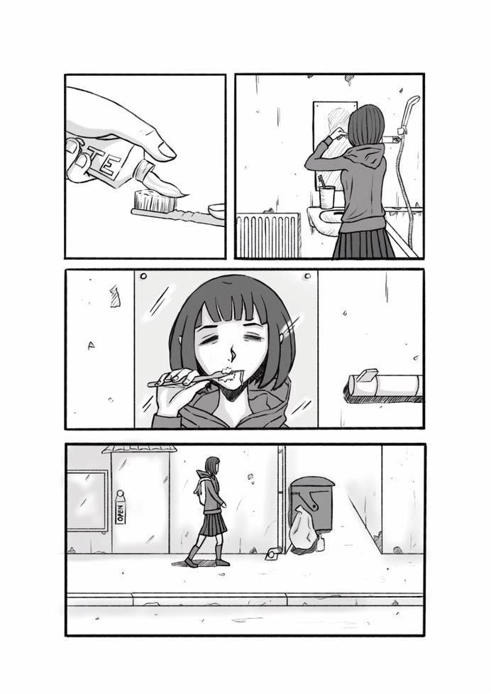 Webcomic Page 2