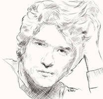 T.Posey. Sketch by Alex-Soler