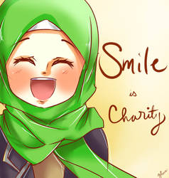 Smile! by Zhar-kun